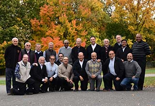 <strong>Stony Point, United States - October 2015</strong>. From 22 to 24 October the meeting of the Provincials of the Salesian Inter-American Region took place in the presence of Fr Á.F. Artime, the Rector Major, Fr Attard, Councillor for Youth Ministry, Fr González, Councillor for Social Communication, Fr Basañes, Councillor for the Missions and Fr Ploch, Councillor for the Inter-American Region.